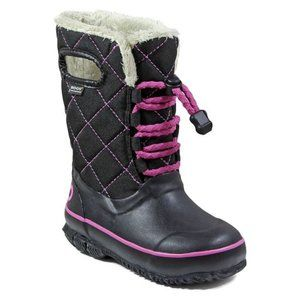 Bogs Unisex Kids Juno Lace Insulated Boots